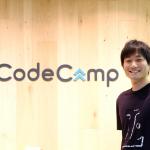 【CodeCampKIDS】子どもプログラミングスクールの事業統括責任者、斎藤幸輔さんにインタビュー!