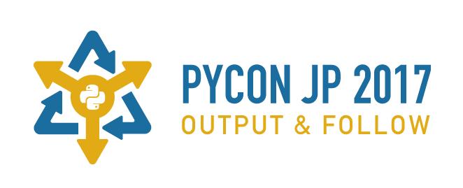 PyConJP 2017 ロゴ
