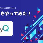 【レビュー・感想】PyQ(パイキュー)Pythonのオンライン学習サービスが色々すごい!