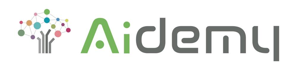 Aidemyのロゴ